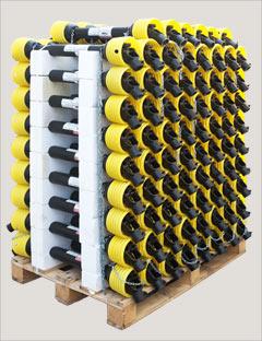Упаковка карданных валов ОЕМ