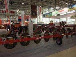 Выставка Агротек 2011